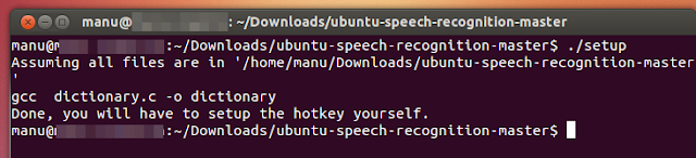 Ubuntu Speech Recognition App released for linux, ubuntu