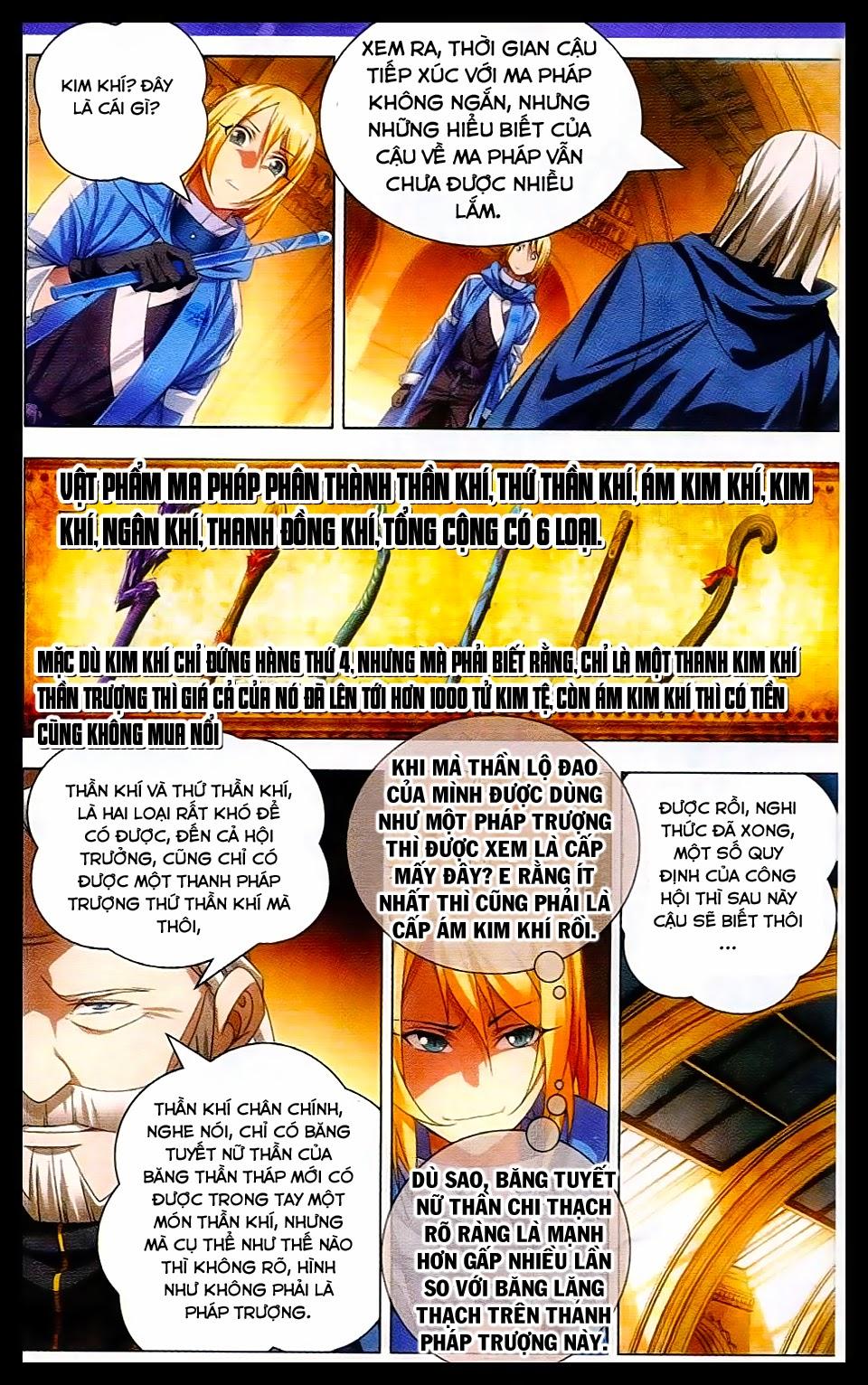 Băng hỏa ma trù trang 4