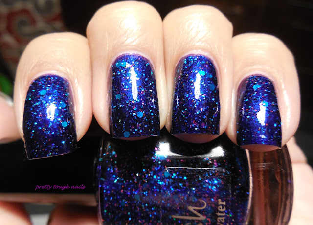 Pahlish Train Underwater