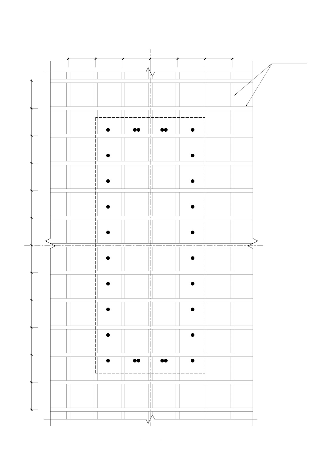 World of architecture kingdom tower plans test pile blueprints and detail of rectangle test pile of kingdom tower worlds tallest building under construction in jeddah malvernweather Choice Image