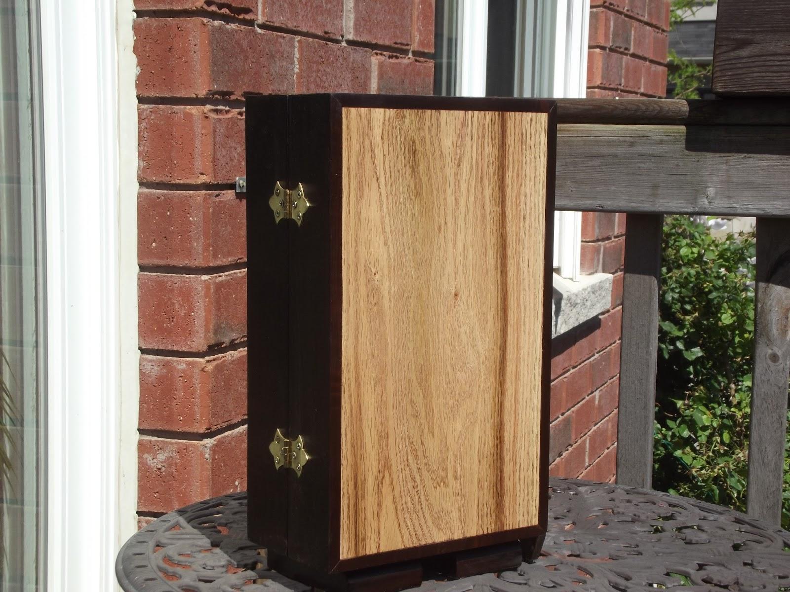 A jewelry box