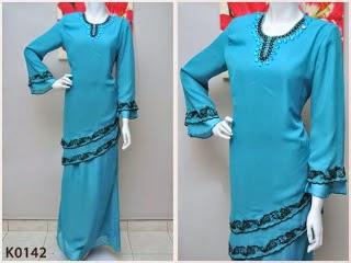 Foto Model Baju Kebaya Fesyen Terkini