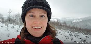 Sneeuw in Vielsalm - Met vlog!