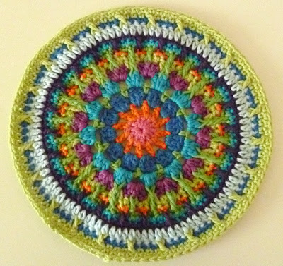 Fair Isle Mandala Pattern and pictures | The 8th Gem