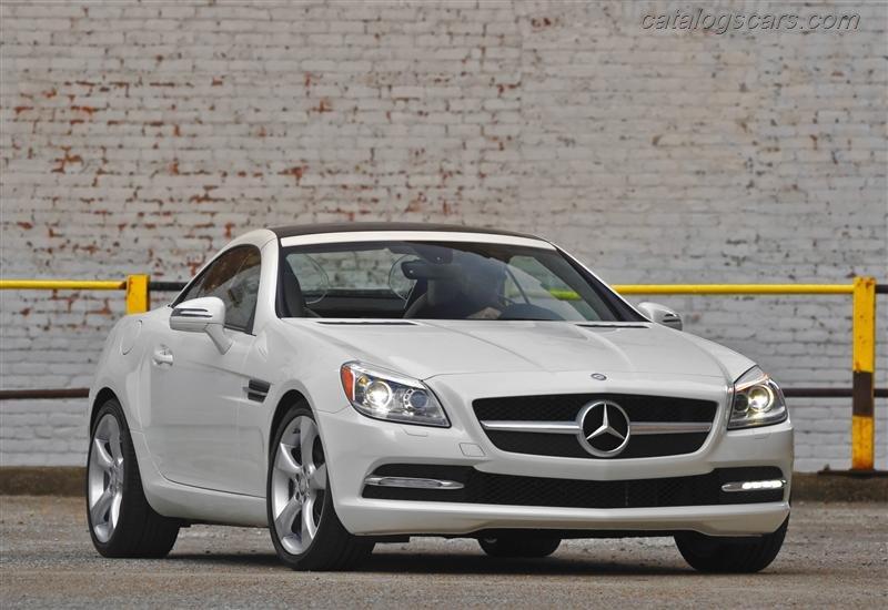 صور سيارة مرسيدس بنز SLK كلاس 2014 - اجمل خلفيات صور عربية مرسيدس بنز SLK كلاس 2014 - Mercedes-Benz SLK Class Photos Mercedes-Benz_SLK_Class_2012_800x600_wallpaper_12.jpg