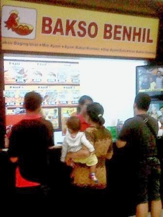 Bakso Benhil Karawang