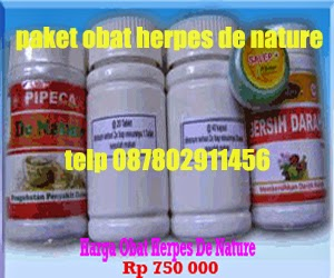 pekt obat herbal herpes de nature