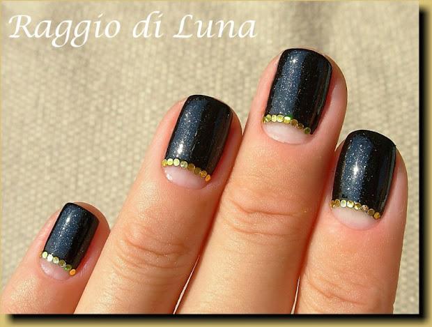 raggio di luna nails elegant nude
