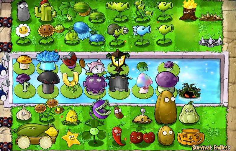 plants vs zombies instructions