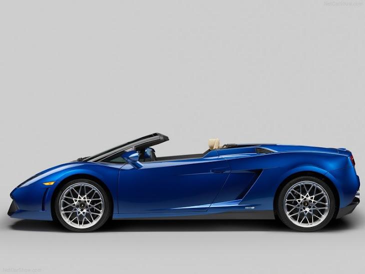 2012 Lamborghini Gallardo Spyder