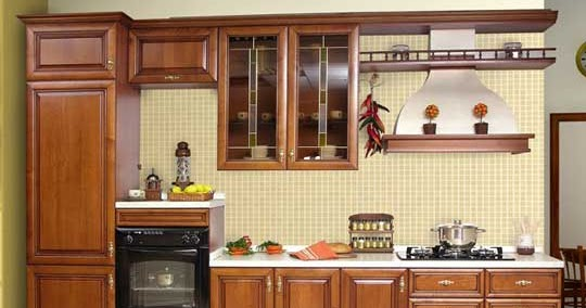 latest kerala model wooden kitchen cabinet designs wood design ideas. Black Bedroom Furniture Sets. Home Design Ideas