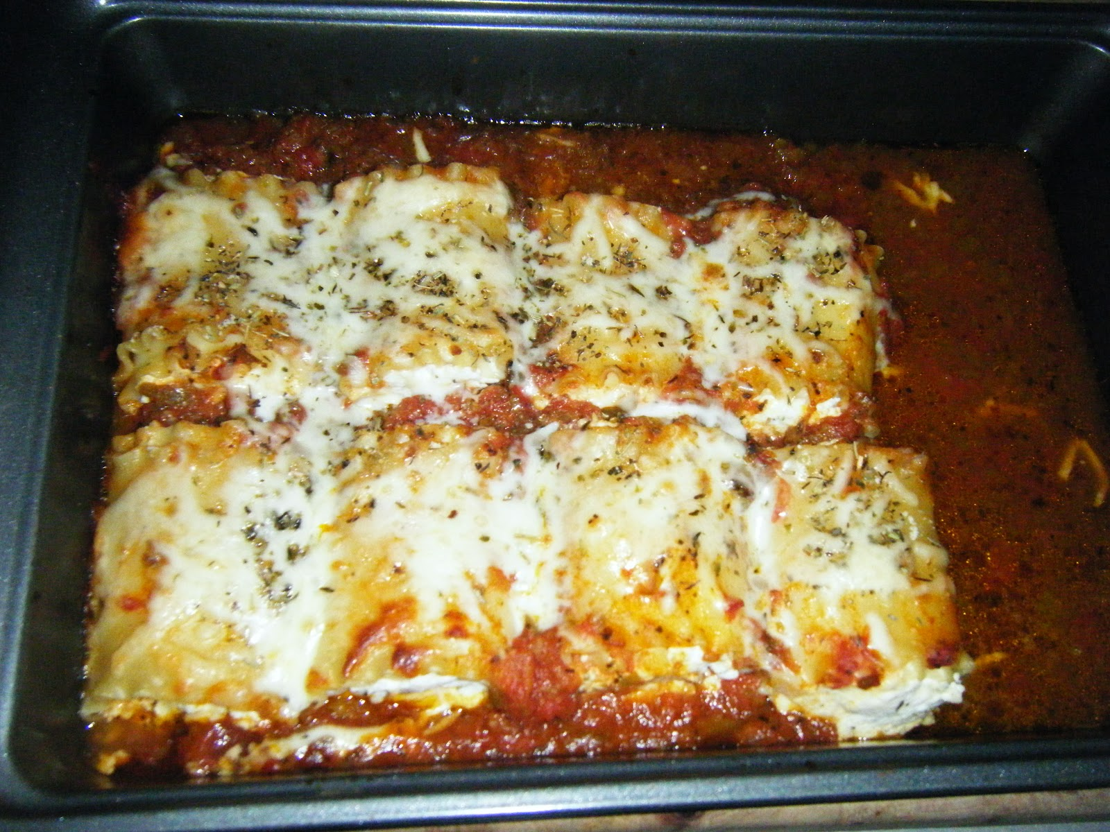 Video Game Inspired Food: Chicken and Cheese Lasagna Roll-Ups