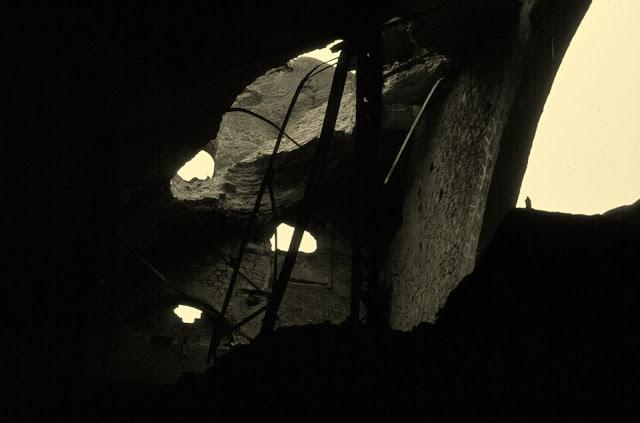 vuelta catalana fabrica clot del moro asland abandono tren cement cemento