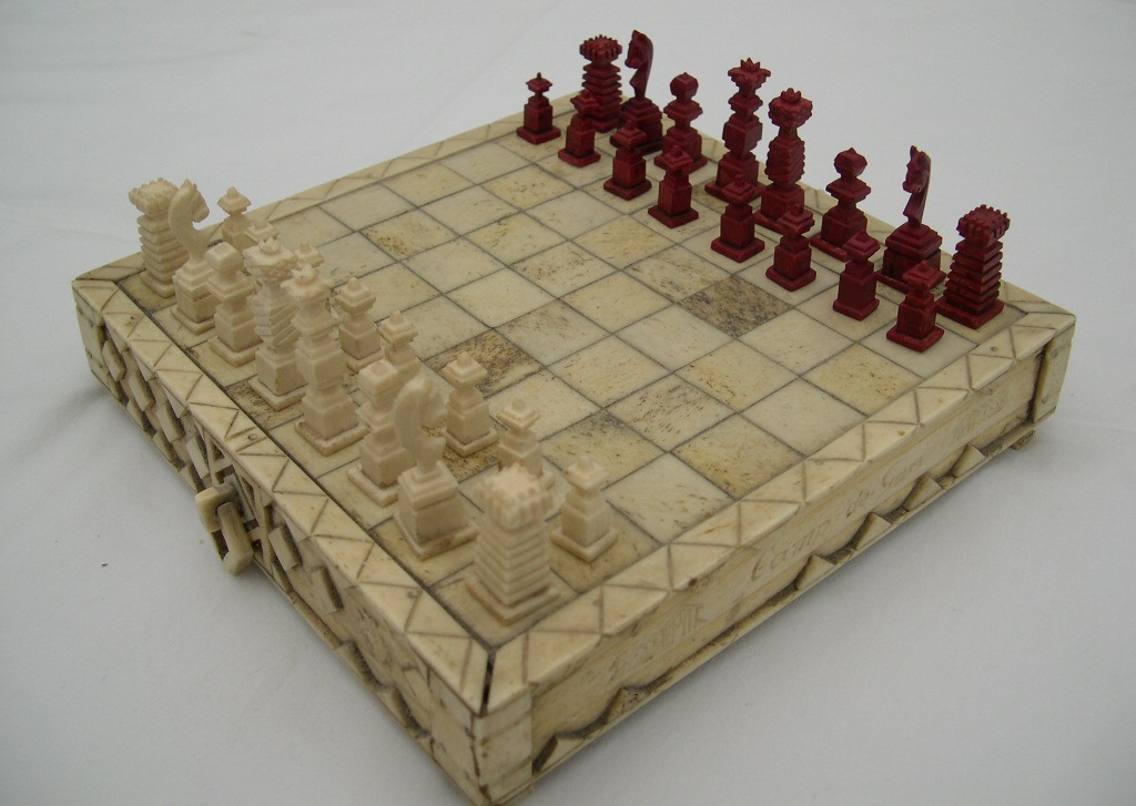 Chess In Escape Room