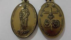 Medalla del Amadíssimo Corazón de San José!