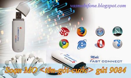 Đăng ký 3G Fast Connect Mobifone