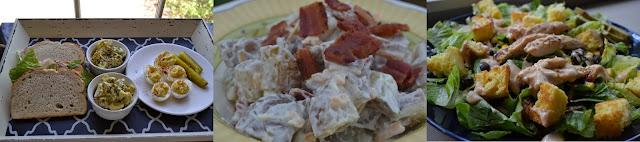 http://rebekahrose.blogspot.com/p/salads.html