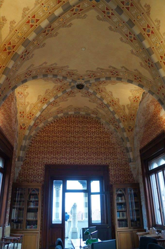 Albertis Castle (Castell d'Albertis) in Genoa Italy.