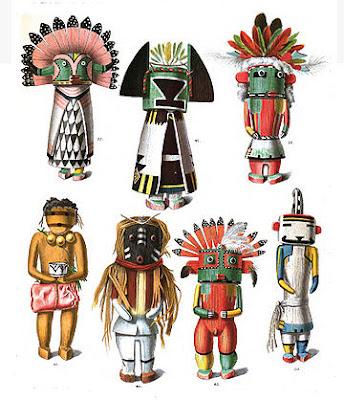 kachinas hopi dioses