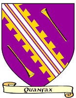 Coat of Arms Quanfax Bettellyn Alphatia
