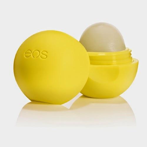 Drugstore Buy of the Week - eos Smooth Lip Balm Sphere, Lemon Drop SPF15