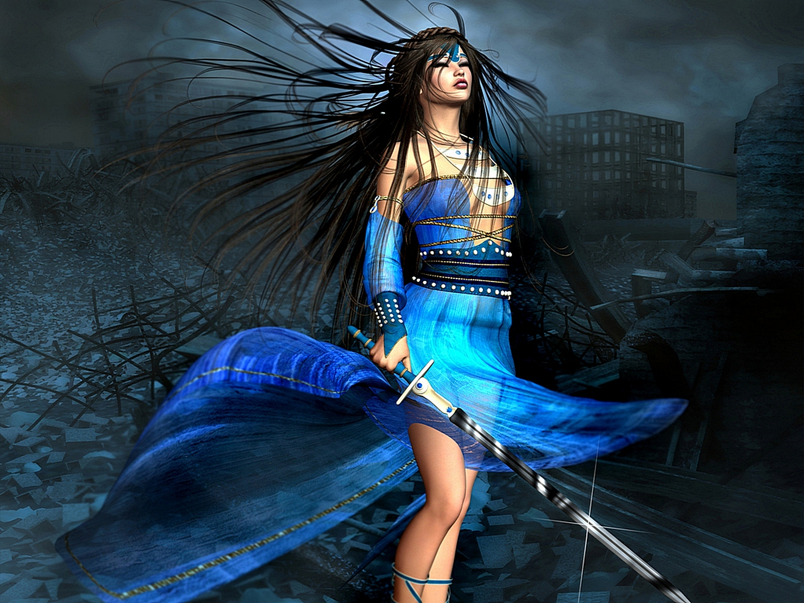 Hd 3d fantasy girls wallpapers wallpaper202 - 3d fantasy wallpaper ...