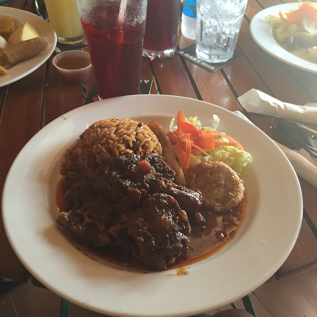 caribbean oxtail