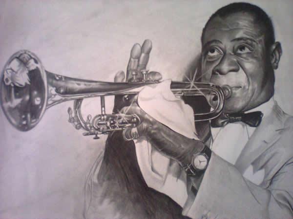 Louis Armstrong (desenho)