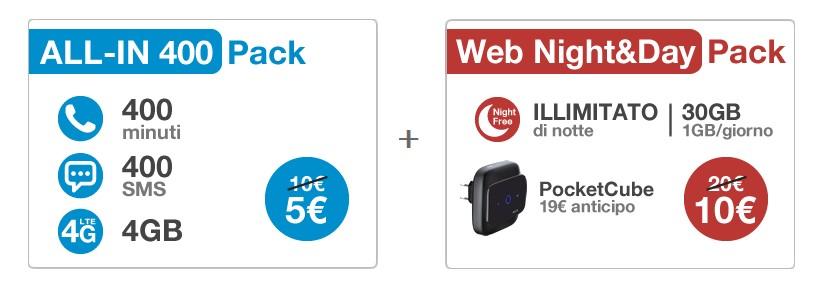 Offerta 3 per Internet, minuti e messaggi anche ADSL ...