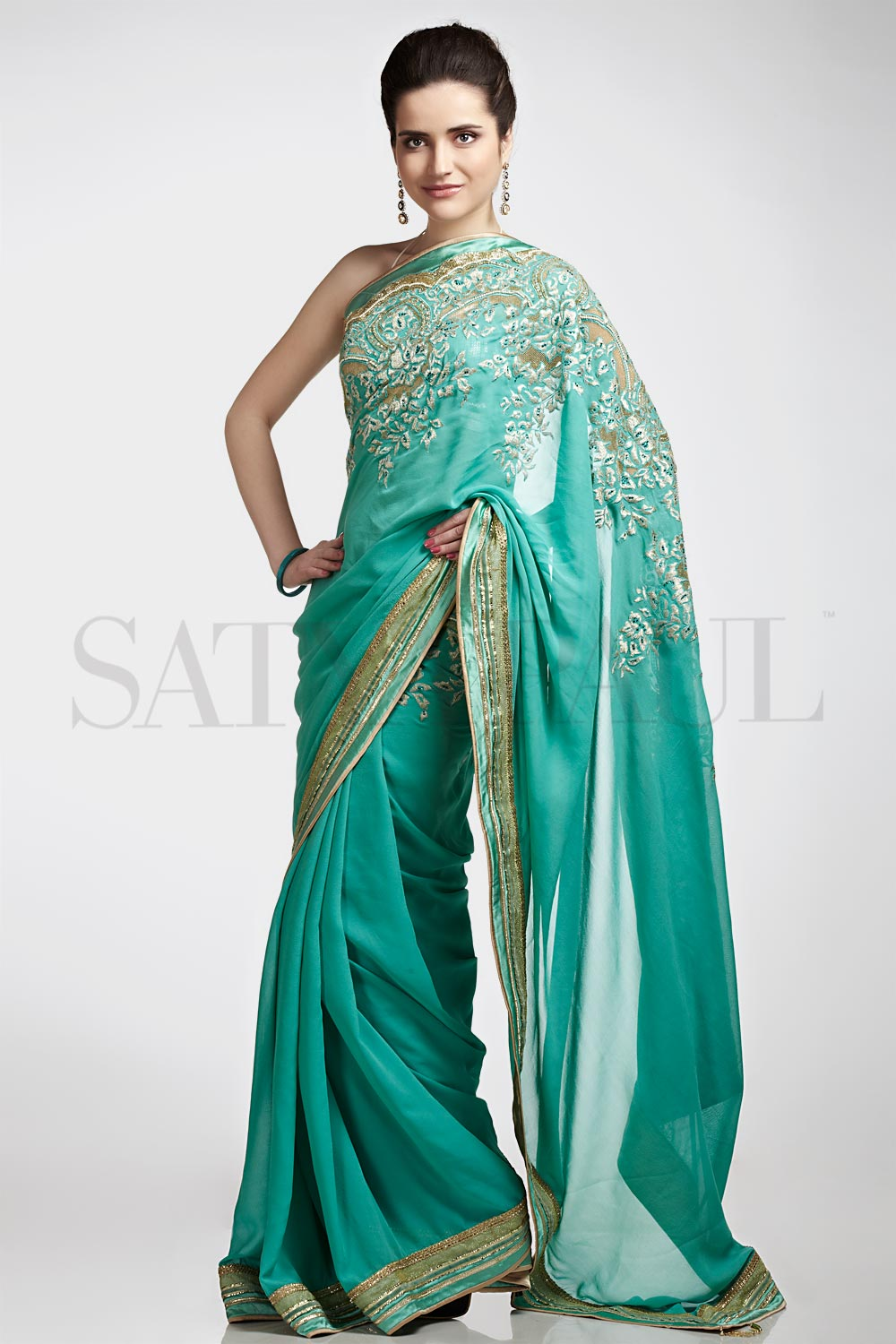 New Fashion Trends  India For Sarees