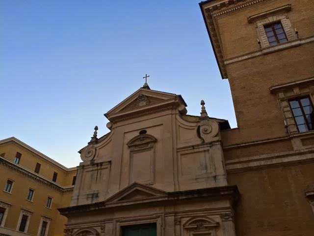 Piazza San Calisto // Rome // Trastevere