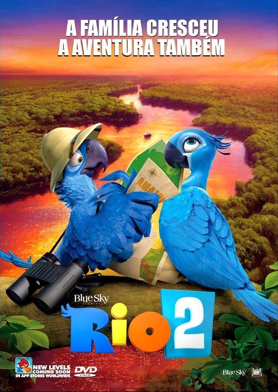 Rio 2 – Dublado (2014)