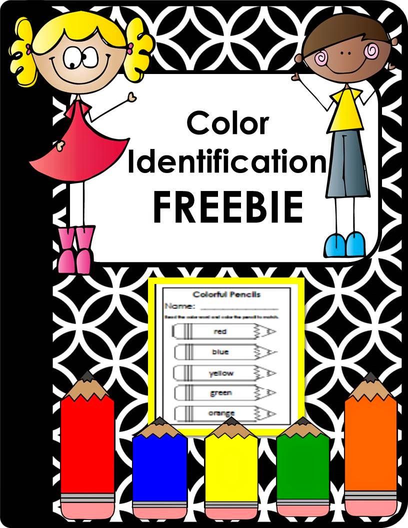 https://www.teacherspayteachers.com/Product/Color-Identification-FREEBIE-1818935