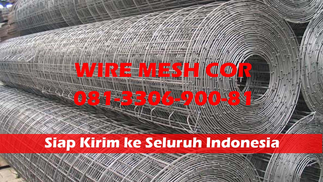 Distributor Wiremesh M8 Bulan Ini Kirim ke Gresik Jawa Timur