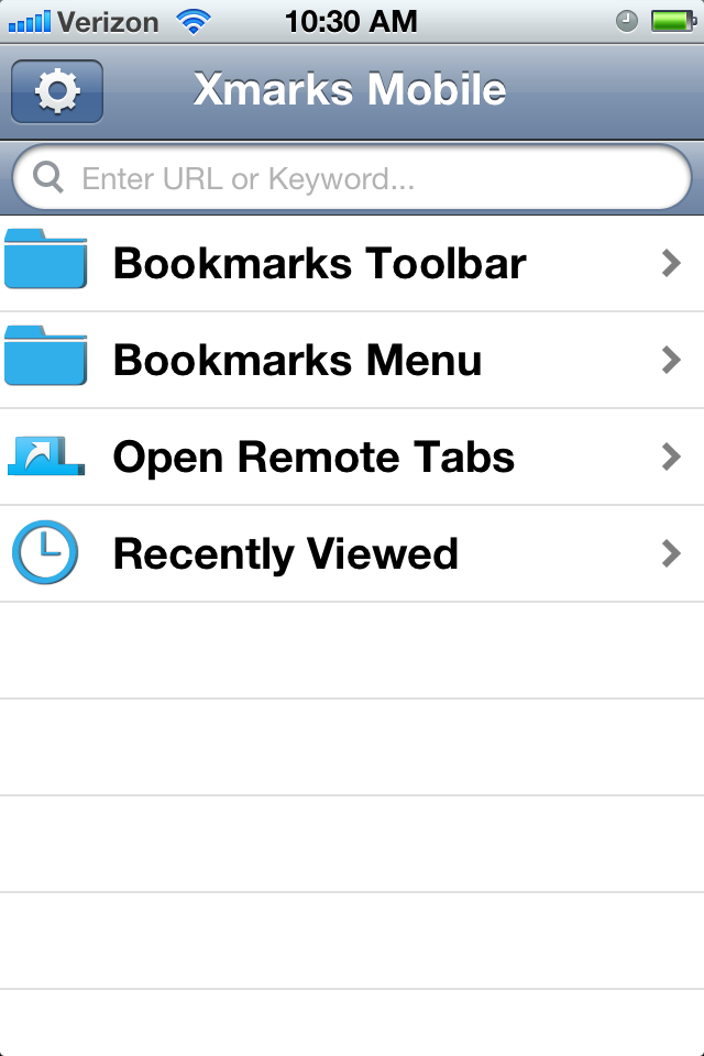 Xmarks: Xmarks for iOS Update: Reverse Bookmark Order Added