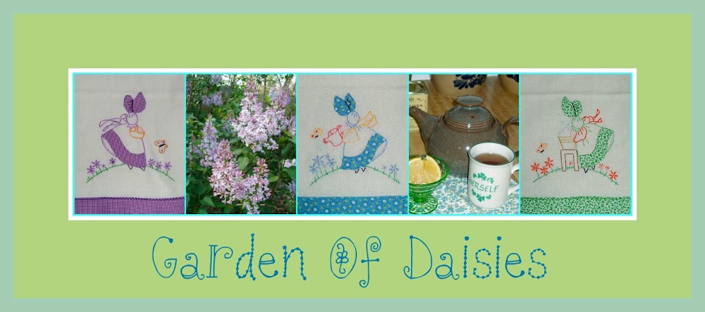Garden Of Daisies