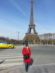 Paris in March 2013