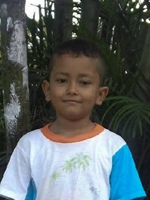 Juan - Colombia (CO-384), Age 9