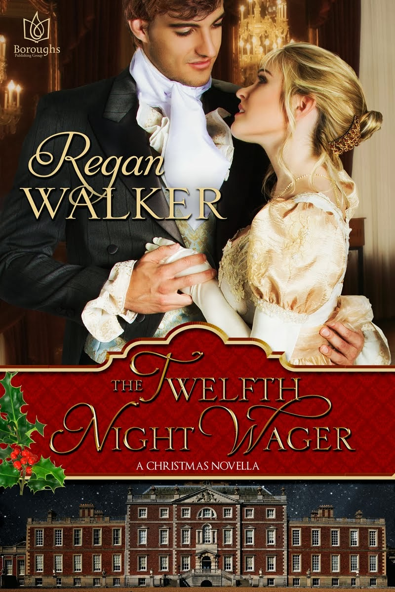 My Christmas novella is here!