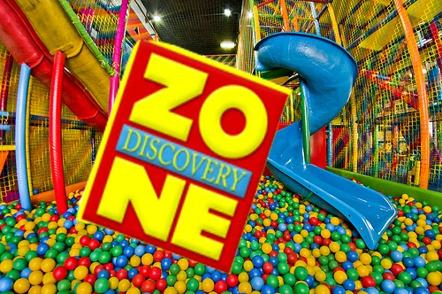 discobery zone for kid: