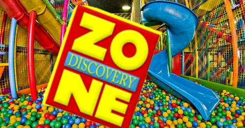Discovery Zone 1993 - YouTube