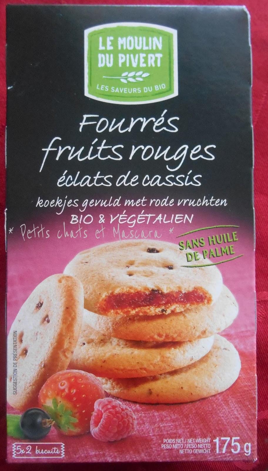 fourrés fruits rouges moulin du pivert