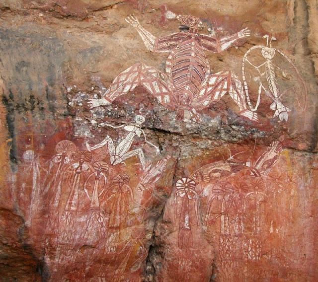 antepasados australia