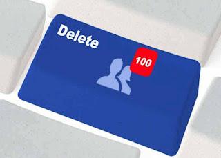Cara Cepat Menghapus Teman Facebook Secara Massal