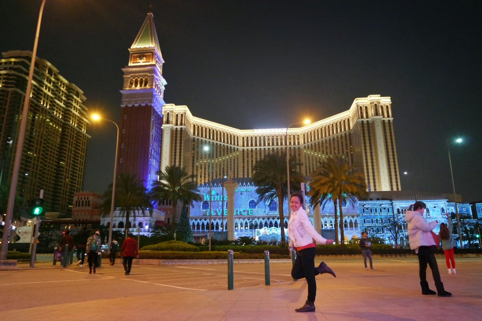LivingMarjorney at Venetian Macau
