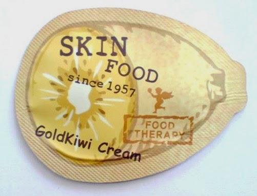Jual SkinFood Gold Kiwi Cream