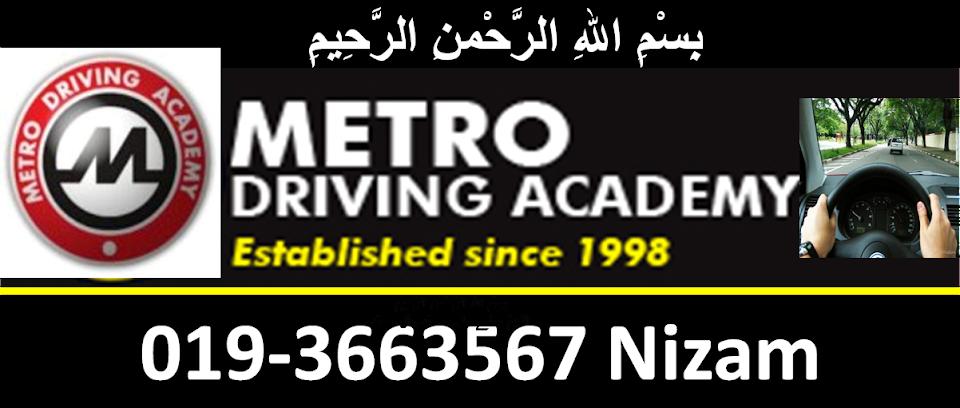 Metro Driving Academy Bdr. Baru Sg. Buloh ( M.D.A Sungai Buloh Kota Damansara Subang )0193663567