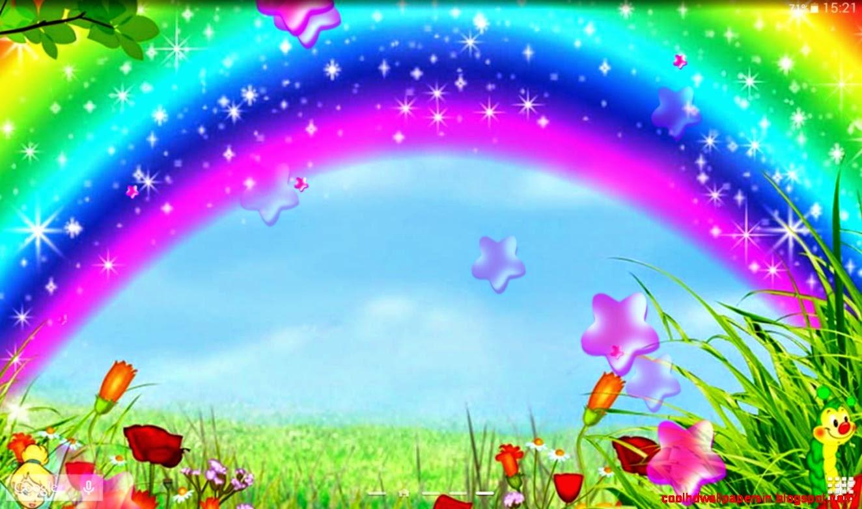cute rainbow wallpaper cool hd wallpapers