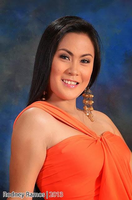 Odessa Niña V Pilapil Miss Bogo Tourism 2013