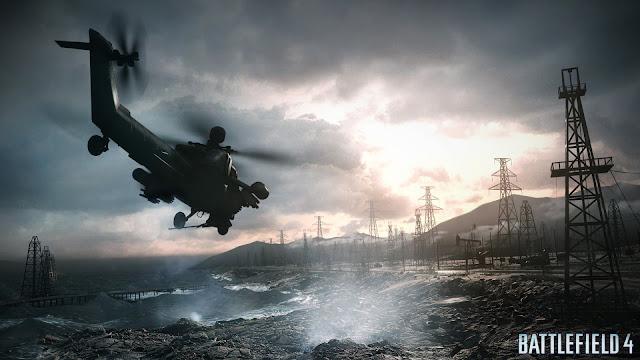 Sea Chopper - Battlefield 4